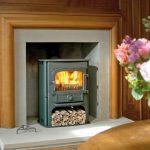 Bespoke finish fireplace