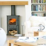 Clearview wood burning stove